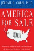 America for Sale - Jerome R. Corsi
