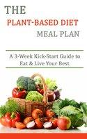 The Plant-based Diet Meal Plan - Rasheed Alnajjar