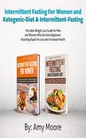 Intermittent Fasting For Women and Ketogenic-Diet & Intermittent-Fasting - Amy Moore