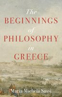 The Beginnings of Philosophy in Greece - Maria Michela Sassi