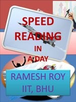 Speed Reading in a Day - Ramesh Roy