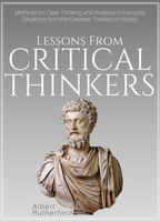 Lessons from Critical Thinkers - Albert Rutherford