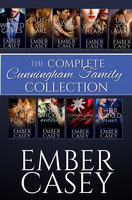 The Complete Cunningham Family Collection - Ember Casey