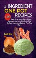 5 Ingredient One Pot Recipes - Danielle Warren