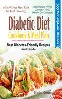 Diabetic Diet Cookbook and Meal Plan - Nola Keough