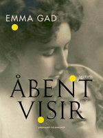 Åbent visir - Emma Gad