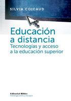 Educación a distancia - Silvia Coicaud