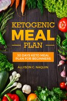 Keto meal Plan - Allyson C. Naquin