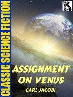 Assignment on Venus - Carl Jacobi