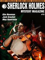 Sherlock Holmes Mystery Magazine #14 - George Zebrowski