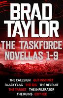 Taskforce Novellas 1–9 Boxset - Brad Taylor