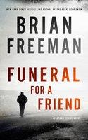 Funeral for a Friend: A Jonathan Stride Novel - Brian Freeman