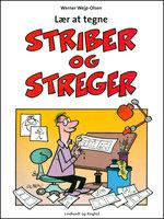 Lær at tegne striber og streger - Werner Wejp-Olsen