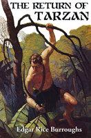 The Return Of Tarzan - Edgar Rice Burroughs