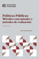 Políticas públicas - Edgar Ortegón Quiñones