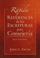 Rápida referencia de las Escrituras para consejería - John Kruis