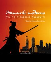 Samurái moderno - Baltasar Hernández Gómez
