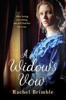 A Widow's Vow - Rachel Brimble