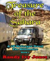 Treasure of the Sahara - Randy Jones