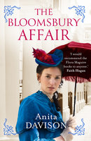The Bloomsbury Affair - Anita Davison