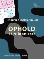 Ophold. 36 re-kreationer - Jørgen Gustava Brandt