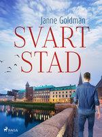 Svart stad - Janne Goldman