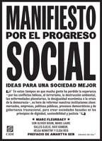 Manifiesto por el progreso social - Elisa Reis, Marc Fleurbaey, Olivier Bouin, Marie-Laure Salles-Djelic, Ravi Kanbur, Helga Nowotny