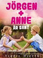 Jörgen + Anne är sant - Vigdis Hjorth