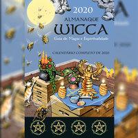 Almanaque Wicca 2020 - Editora Pensamento