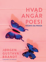 Hvad angår poesi - Jørgen Gustava Brandt