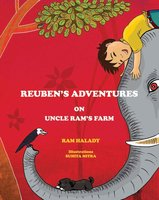 REUBEN'S ADVENTURES ON UNCLE RAM'S FARM - RAM HALADY