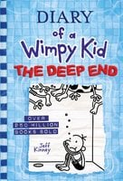 The Deep End (Diary of a Wimpy Kid Book 15) - Jeff Kinney