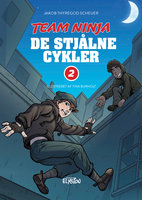 De stjålne cykler - Jakob Thyregod Scheuer
