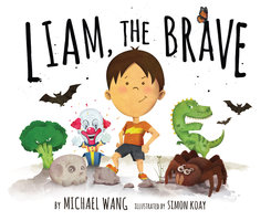 Liam, the Brave - Michael Wang