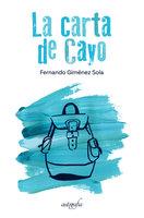La carta de Cayo - Fernando Giménez Sola