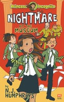 Princess Incognito: Nightmare at the Museum - N.J. Humphreys