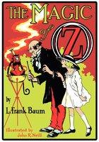 The Illustrated Magic of Oz - L. Frank Baum