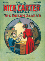 Nick Carter #741 - The Green Scarab - Nicholas Carter