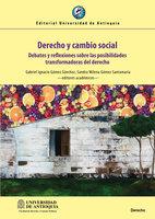 Derecho y cambio social - Gabriel Ignacio Gómez Sánchez, Sandra Milena Gómez Santamaría