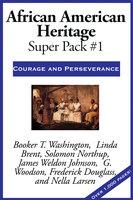 African American Heritage Super Pack #1 - Booker T. Washington, Frederick Douglass, Solomon Northup, Nella Larsen, James Weldon Johnson, Linda Brent, Carter Godwin Woodson