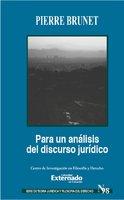 Para un análisis del discurso jurídico - Adriana María Cely Rodríguez, Pierre Brunet