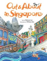 Out & About in Singapore - Melanie Lee