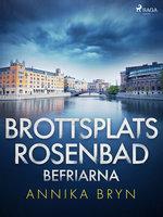 Brottsplats Rosenbad: befriarna - Annika Bryn