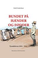 Bundet på hænder og fødder - Bodil Frederiksen