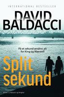 Splitsekund - David Baldacci