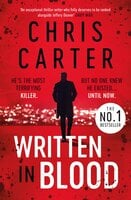 Written in Blood - Chris Carter