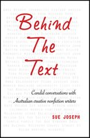 Behind The Text - Sue Joseph