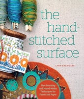 The Hand-Stitched Surface - Lynn Krawczyk