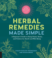 Herbal Remedies Made Simple - Susan Gregg, Stacey Dugliss-Wesselman