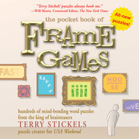 The Pocket Book of Frame Games - Terry Stickels
